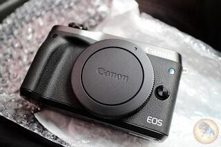 Canon EOS M6簡易開箱對焦實測-已達實用的對焦速度(有影片)