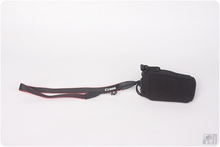 Canon EOS M2-樂園毒配件推薦-Caden鏡頭袋-放隨身包真方便-微單眼好物