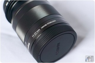 Canon EF-M 11-22mm IS STM-開箱與想法-佛心的EOS M廣角鏡