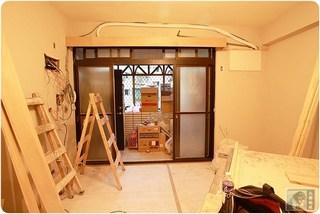 我的小資裝修-裝潢第二階段-水電-木工-冷氣管線