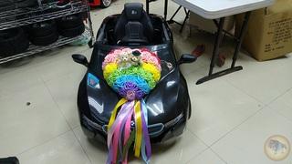 樂園毒-兒童超跑-兒童電動車-車頭裝飾-出租服務-婚禮出租-假日出租-活動出租