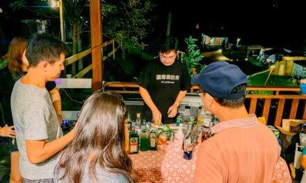 苗栗銅鑼-風山雅筑莊園露營區-這露讓專業的來-喝給他醉!!